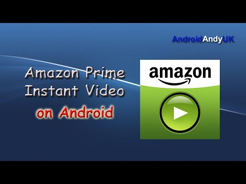 Amazon Prime Instant Video for Android