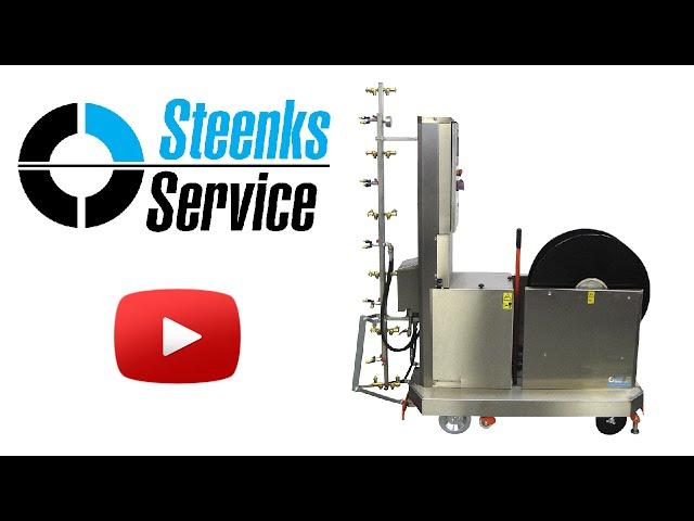 YouTube video | Spray Robot Meto