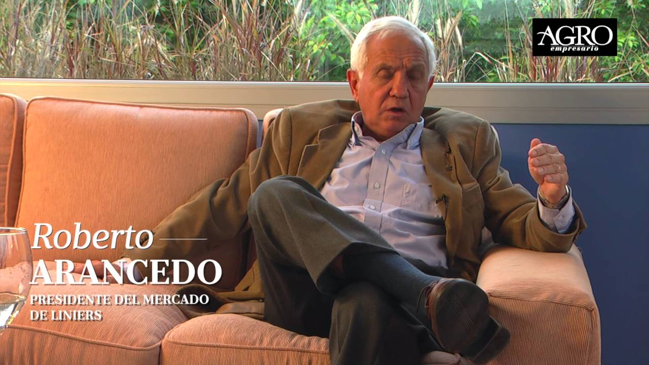 Roberto Arancedo - Presidente del Mercado de Liniers