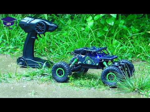 RC off road 4×4 Car | 2.4GHz remote control  | Unboxing and review