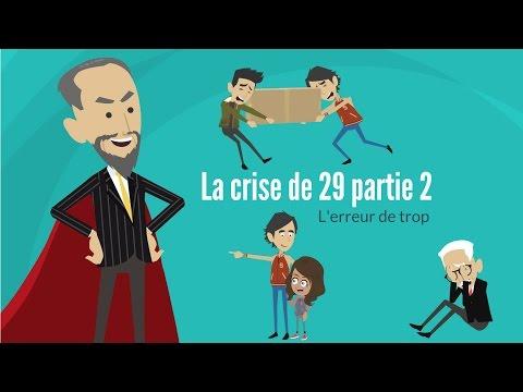 LA CRISE DE 29 PARTIE 3: LE KRACH | DME