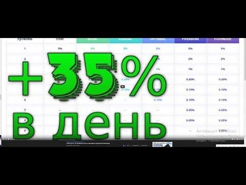 + 35% в сутки  Что необходимо знать о партнёрской программе UVCExchange