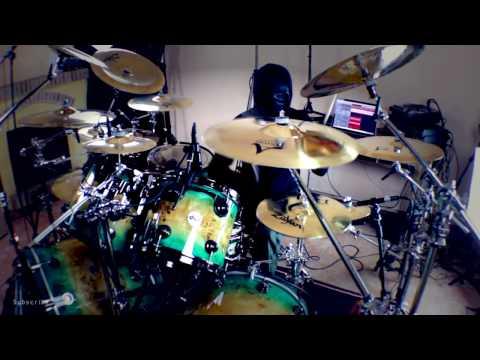 #1 Go - Pearl Jam - Drum Cover