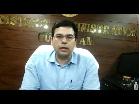 District Magistrate, Gurugram on nCOVID(Corona Virus)-2019