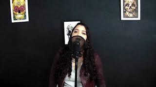 Aluna Pamela cantando Remedy - Adele