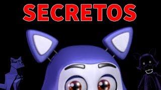 * TODOS * LOS SECRETOS de FIVE NIGHTS AT CANDY'S 1 (Easter Eggs) - GG Games