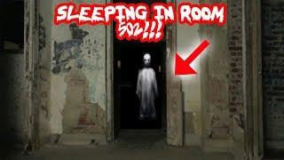 I SLEPT IN ROOM 502 IN WAVERLY HILLS SANITORIUM *MOST HAUNTED ROOM*   MOE SARGI