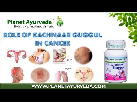 Video Kachnaar Guggul- Cancer Natural Remedies
