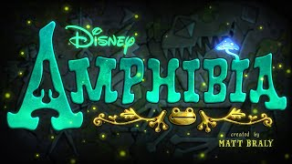 Theme Song 🎶 | Amphibia | Disney Channel