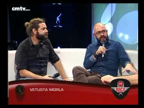Vetusta Morla video Entrevista CM Rock - Noviembre 2014