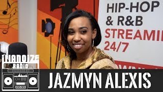Jazmyn Alexis on the state of R&B, meaning behind cheesecake projects and more | iLLANOiZE Radio
