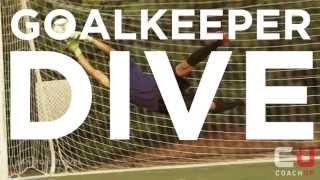 How To Dive Without Hurting Yourself | CoachUp Soccer Goalkeeper Tips
