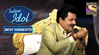 Udit जी ने किया Alka जी को एक Song Dedicate   Indian Idol Season 12