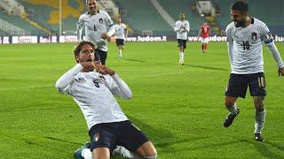 Bulgaria 0-2 Italia Pekan 2