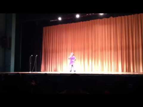 Live at Mathis Auditorium
