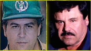 Pablo Escobar Vs. 'El Chapo' Guzmán Comparison   Narcos Netflix