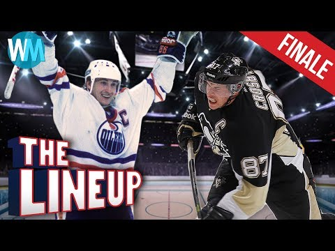 Top 10 Greatest Hockey Players of All Time – The Lineup SEASON FINALE!