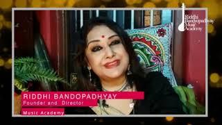 Riddhi Bandyopadhyay Music Academy