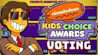 Kids' Choice Awards 2020 VOTING!
