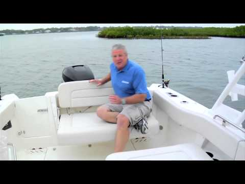 Boston Whaler 230 Vantagevideo