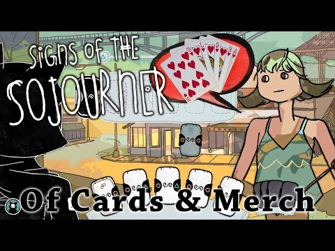 Signs of the Sojourner - Of Cards & Merch