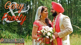 Indian Wedding Highlights | Vancouver, BC | Gary & Preety