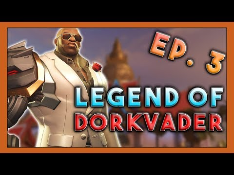 The Legend of Dorkvader: The FINAL Episode - Seagull - Overwatch (видео)