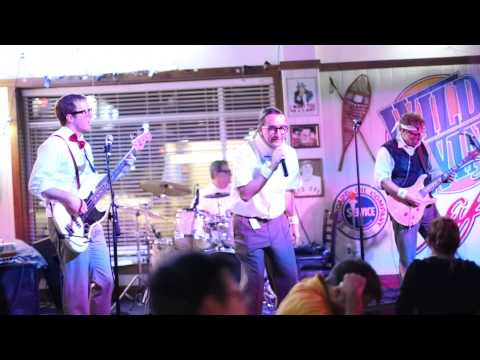 Part of Let's Go Crazy at Wild Wings Cafe with the Spazmatics