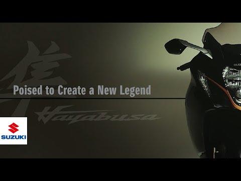 Hayabusa | Official Development Team Interview Video : Poised To Create A New Legend | Suzuki