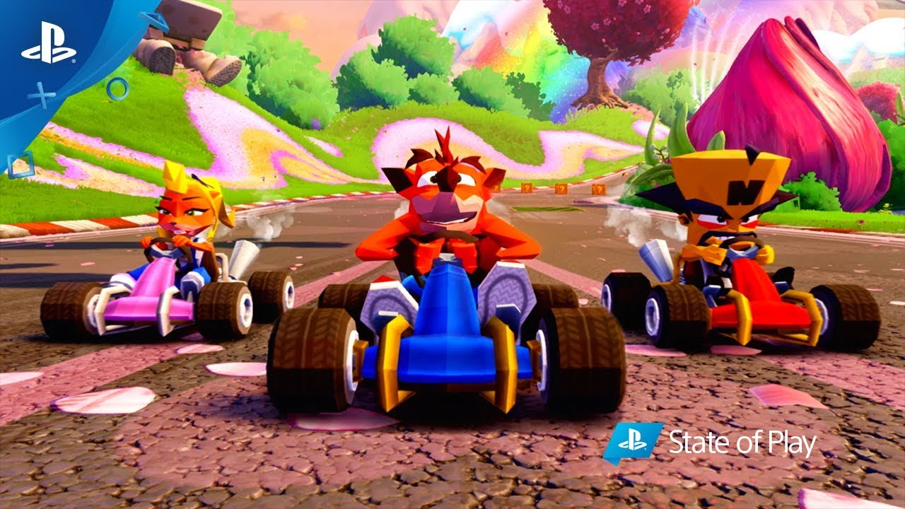 Going Retro: Creating PS4-Exclusive Content For CTR: Nitro Fueled