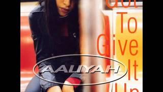 Aaliyah - No Days Go By (Instrumental)
