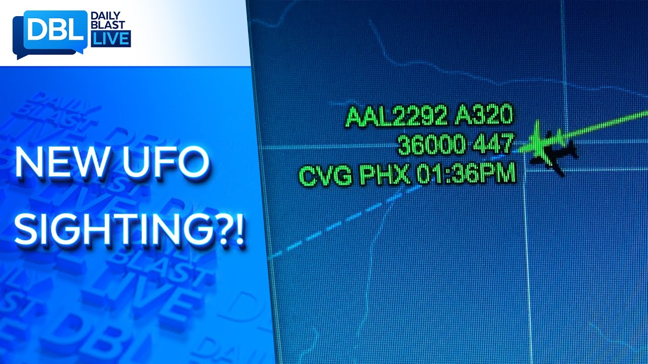 American Airlines Pilot Reports UFO Sighting Over New Mexico — Hear the Audio!
