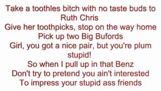 Obie Trice - Richard Lyrics ft. Eminem