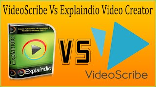 VideoScribe Vs Explaindio Video Creator Review  - VideoScribe Alternative Cheaper Yet Powerful