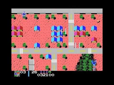 Cyborg Z (MSX, 1mb rom, 1991 Zemina)