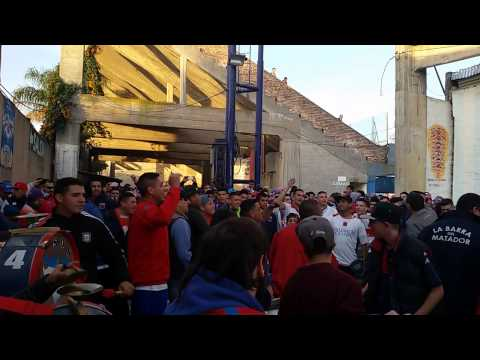 """Tigre vs Quilmes (3.Ago.2015) 113 años (3)"" Barra: La Barra Del Matador • Club: Tigre"