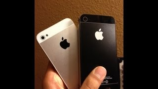 How To: Convert iPhone 4/4S into iPhone 5