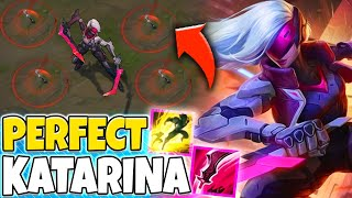 *MASTER PROMOS* PERFECT DAGGER PLACEMENT PLAYS! (17 KILLS 15 MINUTES) - League of Legends