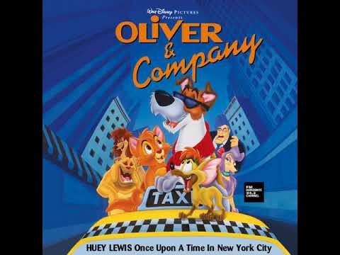 Huey Lewis - Once Upon A Time In New York City (LYRICS)