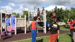 preview picture of video 'Ponce FreeRunners'