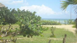 preview picture of video 'Affordable Beach Front Land For Sale Near Cabarete - Dominican Republic Land Sabaneta Beach Front'
