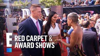 John Cena & Nikki Bella's Date Night at 2017 ESPYS   E! Live from the Red Carpet