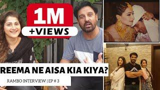 What Did Reema Do For Jan Rambo And Sahiba? | Marriage | Interview Ep#3 | Lifestyle With Sahiba