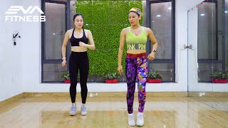 Burn 500 Calories In A 45 Mins I Full Body Workout #22- Eva Fitness