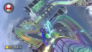 Rainbow Road - 1:59.472 - Ly (Mario Kart 8 World Record)