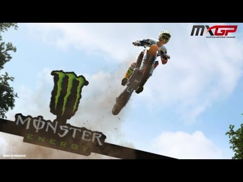 MXGP - The Official Motocross Videogame - Gameplay Trailer thumbnail