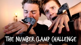 THE NUMBER CLAMP CHALLENGE!