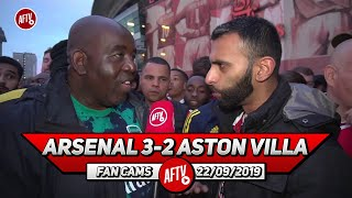 Arsenal 3-2 Aston Villa   We Wouldn't Have Won Without Guendouzi's Fighting Spirit! (Moh)