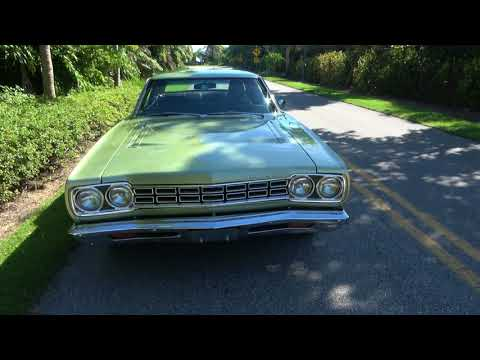 Video of '68 Road Runner - MDSQ