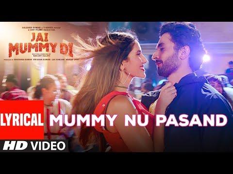Meri Mummy Nu Pasand Lyrics